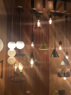 やっぱりペンダントライトはかわいい!大光電機の照明器具、新作展示会に行ってきました