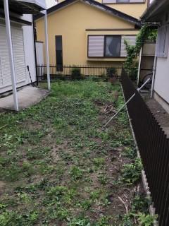 日野市 お庭のリフォーム工事を行いました!