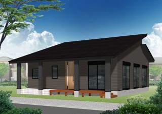 明日12月21日(土)平屋住宅構造現場見学会開催します