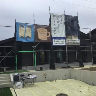 12/21 構造現場見学会を開催しました!と完成時の気密測定のお話